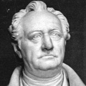 Goethe (In Het mirakel wordt Tiennoppen naar hem gemodelleerd in het verhaal Schaduwgesprek)
