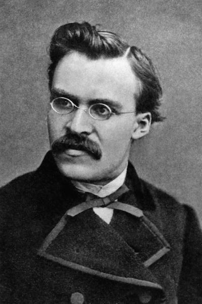 Friedrich Nietzsche, 1869